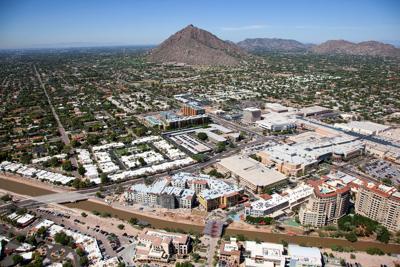 FILE - Scottsdale, Arizona
