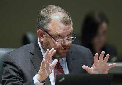 FILE - Florida Sen. Rob Bradley