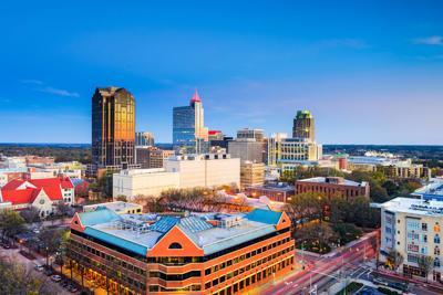 FILE - Raleigh North Carolina