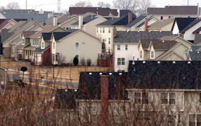 FILE - Illinois, housing, Hoffman Estates, population, census