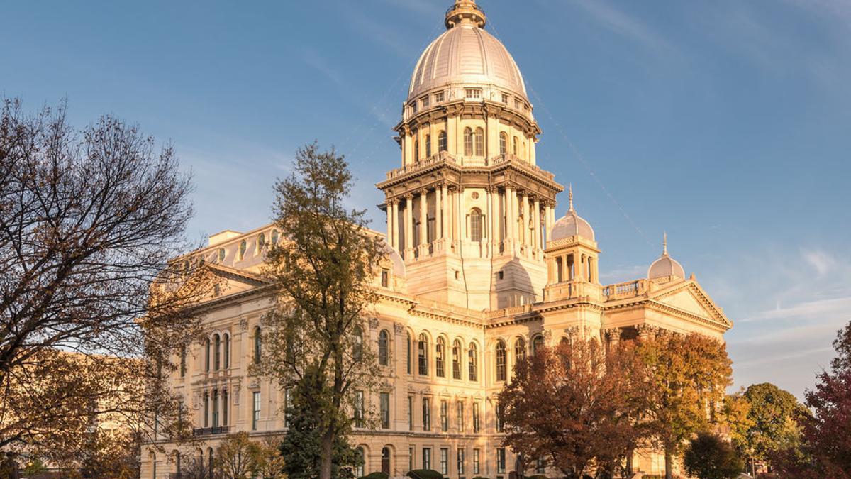 Illinois Lawmakers Could Make Late Session Push To End Cash Bail Illinois Thecentersquare Com