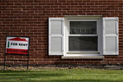 FILE - Illinois, apartment, rental housing, for rent