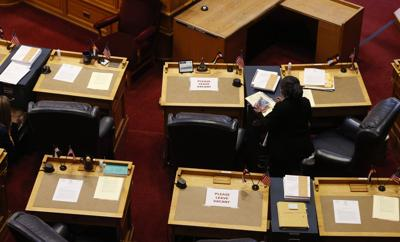Colorado Legislature Reconvenes