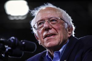 Bernie Sanders wins Democrats Abroad primary