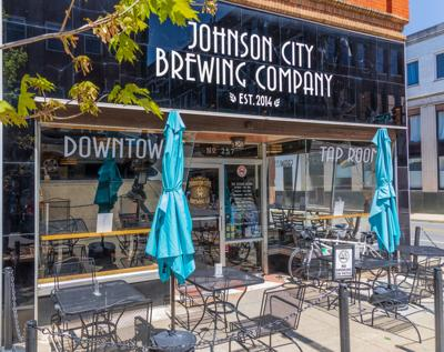 FILE - Johnson City Brewing Company Tennessee