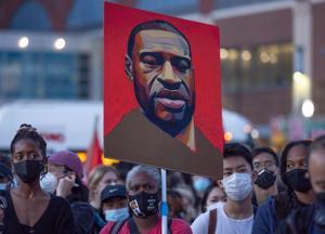 Bipartisan police reform in reach on Floyd anniversary