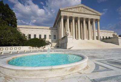 FILE - U.S. Supreme Court
