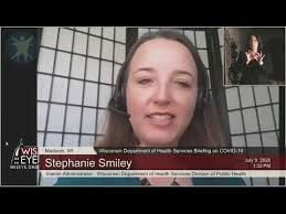 Stephanie Smiley Wisconsin DHS