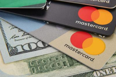 FILE - Credit card debt