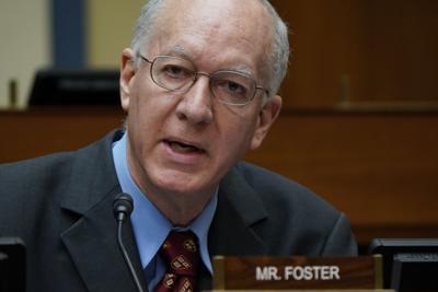 FILE - Rep. Bill Foster