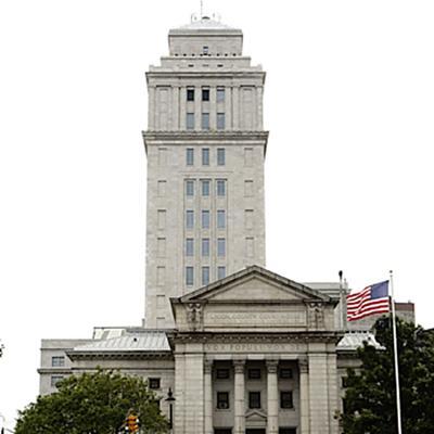 FILE - NJ Union County Courthouse