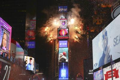 2017 New Year's Eve Times Square Performances
