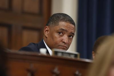 FILE - U.S. Rep. Cedric Richmond Louisiana