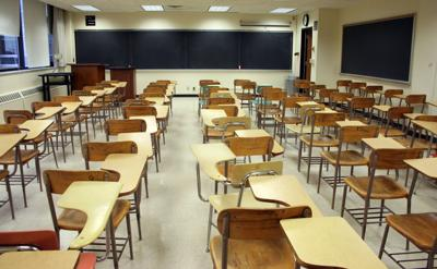FILE - Classroom, school, education