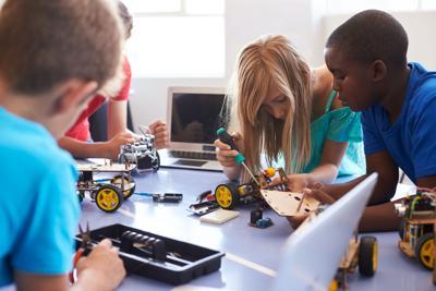 FILE - STEM education