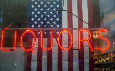 FILE - Liquor Store
