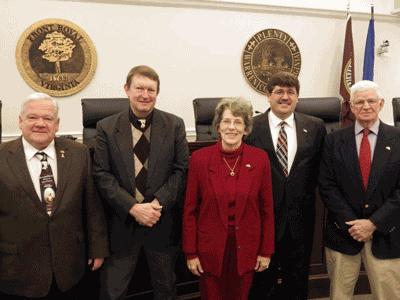 FILE - Warren County Board of Supervisors