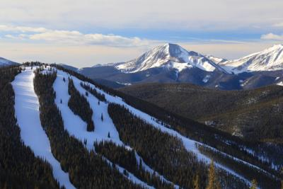 FILE - Keystone Ski Resort Colorado