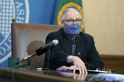 FILE —Inslee news conference