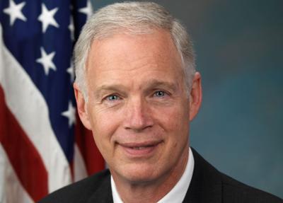 FILE - U.S. Sen. Ron Johnson
