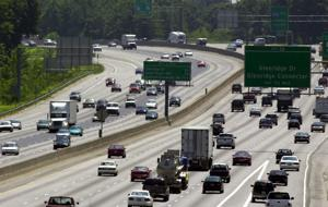 Georgia seeks private investment to expand roads