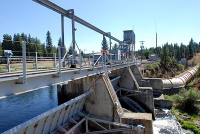 FILE —Oregon Klamath JC Boyle Dam