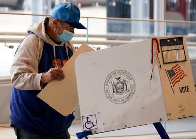 Election 2020 New York