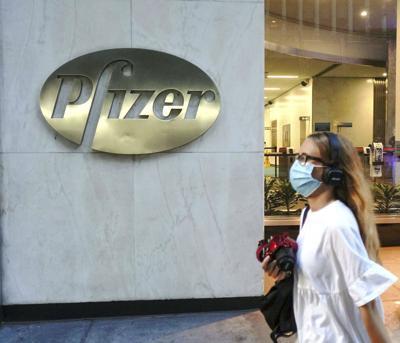 File-Pfizer vaccine world headquarters
