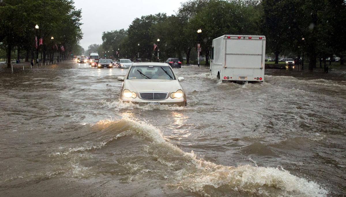 Severe Weather Washington Flooding