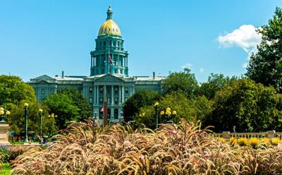 FILE - Colorado Capitol