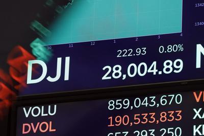 Financial Markets Wall Street DOW Jones