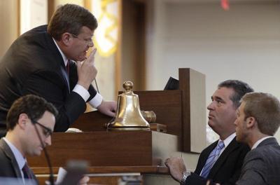 North Carolina House Speaker Tim Moore