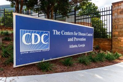 FILE -  Centers for Disease Control