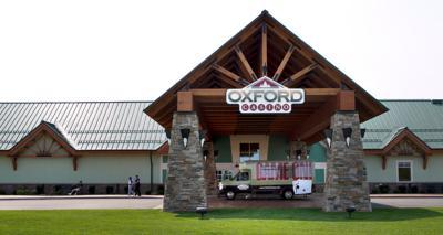 FILE - ME Oxford Casino 8-30-2012