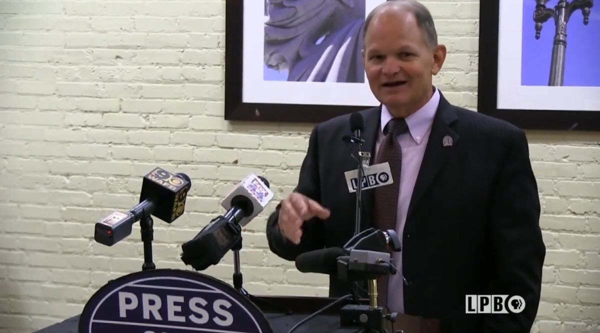 Louisiana Legislative Auditor Daryl Purpera