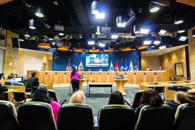 FILE - Austin City Council