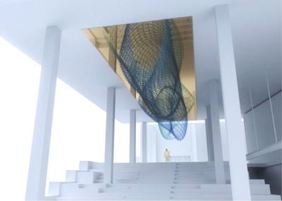 Rendering of Minneapolis sculpture
