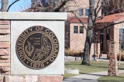 FILE - University of Colorado Boulder