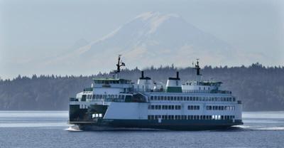 FILE —Seattle Ferry