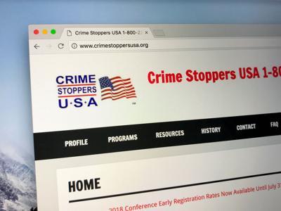 FILE - Crimestoppers
