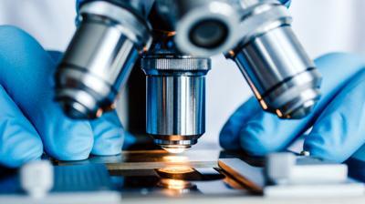 microscope, biotech, biotechnology