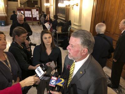FILE - Georgia state Rep. Terry England