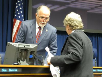 Louisiana Sen. Bob Hensgens