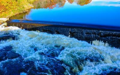 FILE - New Hampshire dam