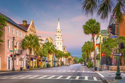 FILE - Charleston, S.C.
