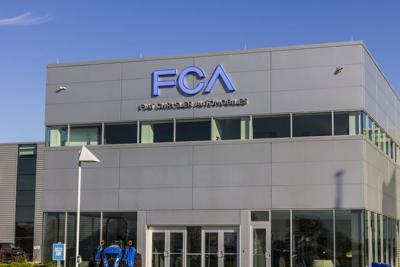 FILE - FCA Fiat Chrysler Automobiles Transmission Plant