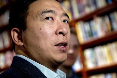 Election 2020 Andrew Yang
