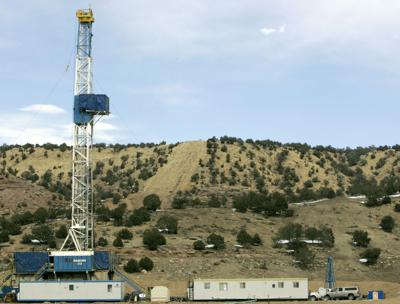 FILE - Colorado Oil Development