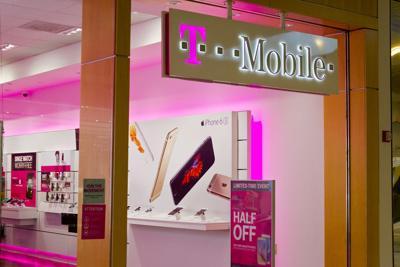 FILE - T-Mobile