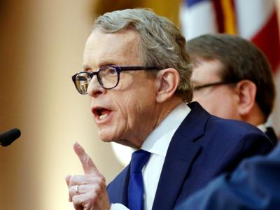 FILE - OH Mike DeWine 3-5-2019